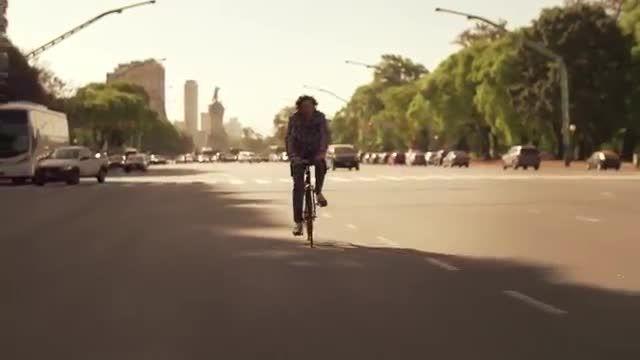 راه حل مک دولاند در بسته بندی غذا برای دوچرخه سواران