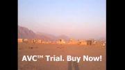 پرواز هواپیما مدل در یزد