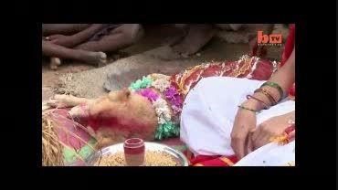 راز ازدواج دختر هندی با سگ (دوبله)