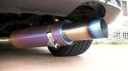 Scion Tc agency catback exhaust