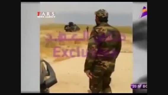 فیلم هلاکت عزت الدوری معاون سابق صدام و حزب بعث