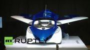 تولید اولین ماشین پرنده برای فروش