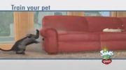 تریلر سیمز 2 : پک حیوانات خانگی