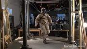 تست جدیدترین مدل روبات ارتش آمریکا Petman