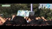 شهادت یک پاسدار مدافع حرم حضرت زینب
