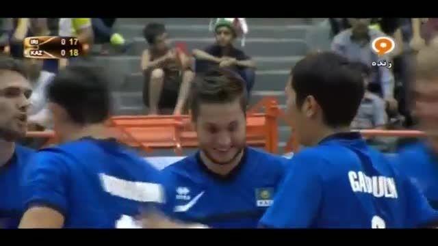 ایران 3 - قزاقستان 0 | قهرمانی آسیا ۲۰۱۵