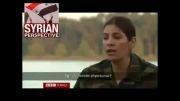 آموزش های نظامی نیروهای ضد دولت سوریه در خاک ترکیه