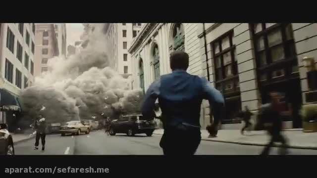 """اولین تریلر فیلم """" بتمن علیه سوپرمن : سقوط عدالت """""""