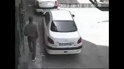 ایمنی بالای خودروهای ایران