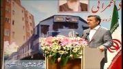 احمدی نژاد: ملت ایران در صحنه انتخابات آنچه را شایسته است انجام خواهد داد