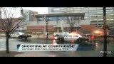 تیراندازی در دادگاه دالاس سه کشته داشت