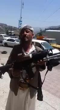 سلاح های سعودی در قبضه رزمندگان دلیر انصار الله یمن