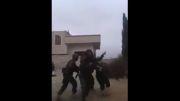 اسارت تکفیری ها بدست حزب الله در یبرود - رجال الله