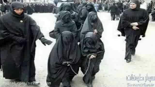فروش دختران و زنان اسیر شده توسط داعش!
