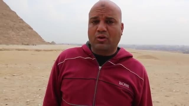 اهرام مصر چطور ساخته شدند؟