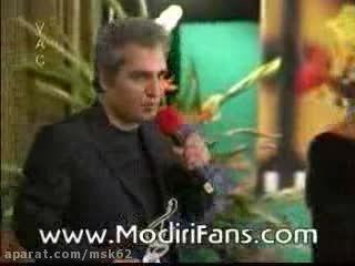 هفتمین جشن حافظ مهران مدیری برای پاورچین