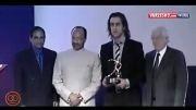 بهترین بازیکن آسیا - آقام علی کریمی