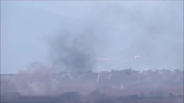 هلی کوپتر MI 24 بلای جان داعش HD