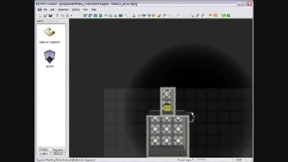 نحوه تنظیم کردن و کار با درب ها در FPS Creator