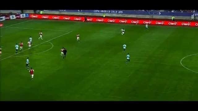 لیونل مسی مقابل پاراگوئه