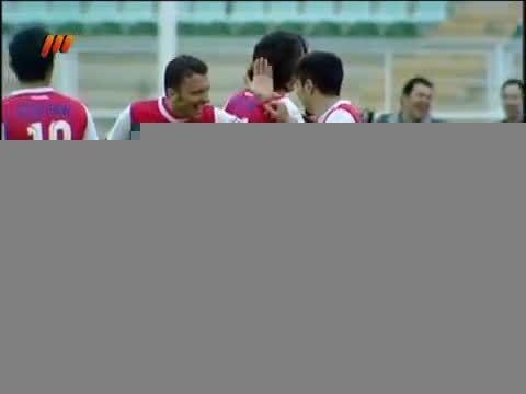 شوخی فردوسی پور با آندو- کاپیتانی تیم ملی ماس ماس