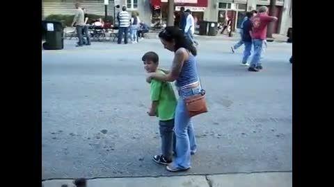 کول کردن مادر
