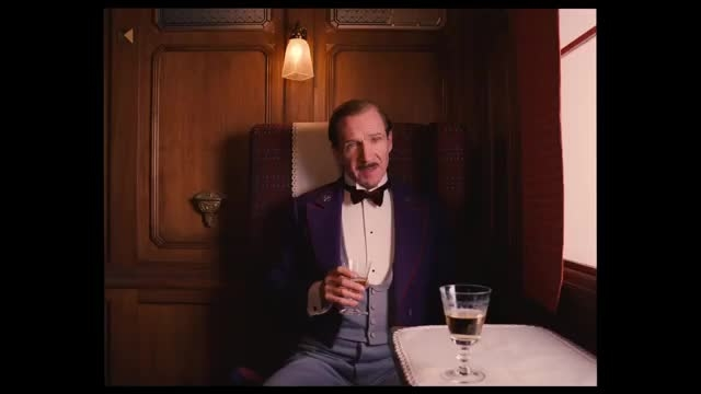 تریلر The Grand Budapest Hotel 2014