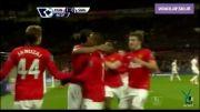 منچستر یونایتد 2 - سوانسی 0