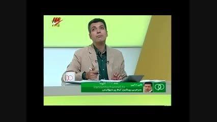 افشاگری علی دایی درباره احمدی نژاد