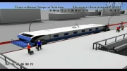 سیستم جدید مترو های چینی ، ایستگاه بیشتر و توقف کمتر