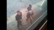 آتش سوزی قطار تهران قم