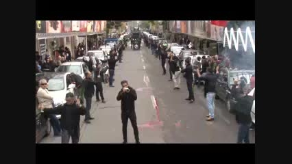 هیئت جوانان محبان على (ع) میدان سپاه