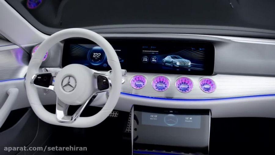 خودرویی جدید از مرسدس بنز که ظاهرش تغییر می کند