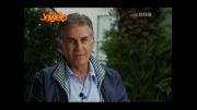 حمایت تمام قد کی روش از احمدی نژاد در بی بی سی!