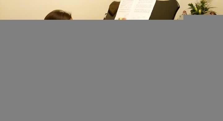 پاییز از آوای پیانو-یگانه مصدق