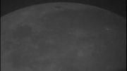 برخورد شهاب سنگ به ماه