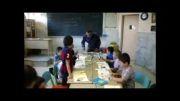 فعالیت های پایگاه تابستانی - کارآفرینی: کلاژ