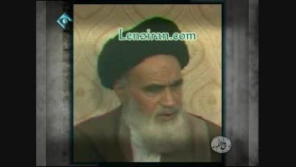 واکنش امام خمینی (ره) به تهدید امریکا به جنگ با ایران