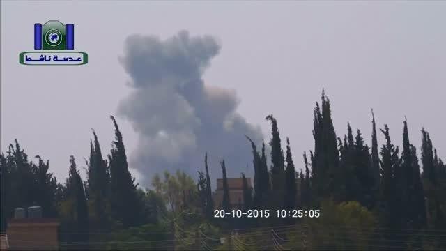 پوتین : روسیه با هر گونه تهدید تروریستی در سوریه برخورد
