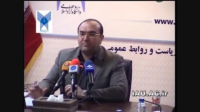 انتخاب رشته دانشگاه آزاد اسلامی از زبان علوی فاضل بخش 4