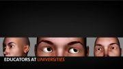 آموزش حرکت سازی - شناخت انواع واکنش های ۶گانه چشم1