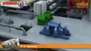 انیمیشنی از استخراج نقت و گاز