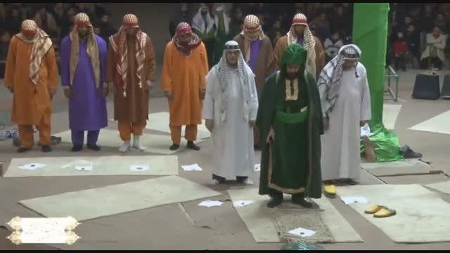 ضربت خوردن حضرت علی (علیه السلام)