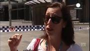 واکنش شهروندان به گروگانگیری سیدنی