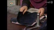 آموزش ساخت کیف مدارک توسط هدی قاصدی - قسمت اول