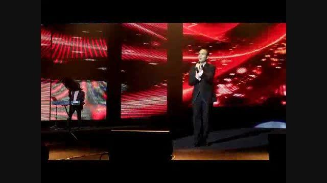 خنده دار ترین کنسرت خنده ی حسن ریوندی در برج میلاد-جدید