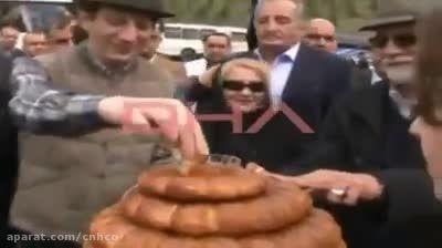 بابک زنجانی در تاجیکستان