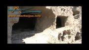 خانه های صخره ای چراغیل آذرشهر