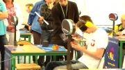 رکورد جهانی روبیک چشم بسته از نگاهی دیگر