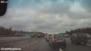 مجموعه تصادف رانندگان کامیون